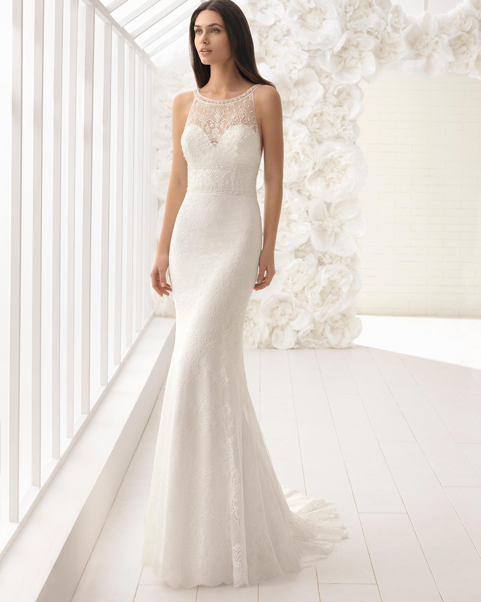 Robe de mariée Rosa Clara Livia