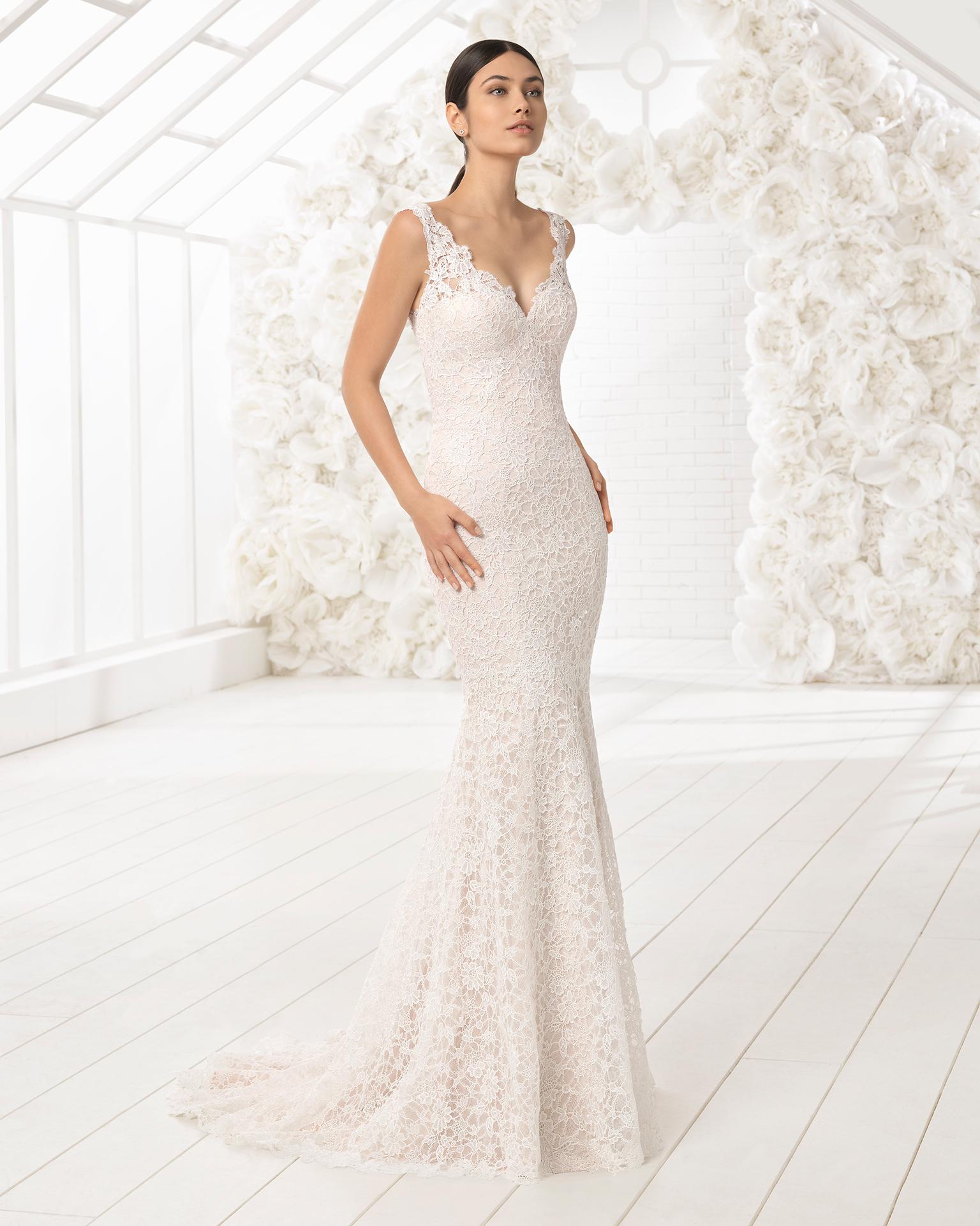 LONDON - 2018 Bridal Collection. Rosa Clará Soft Collection