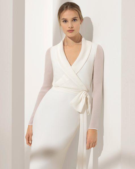 Rosa clar couture archivos rosa clar for Robes de mariage hoochie mama