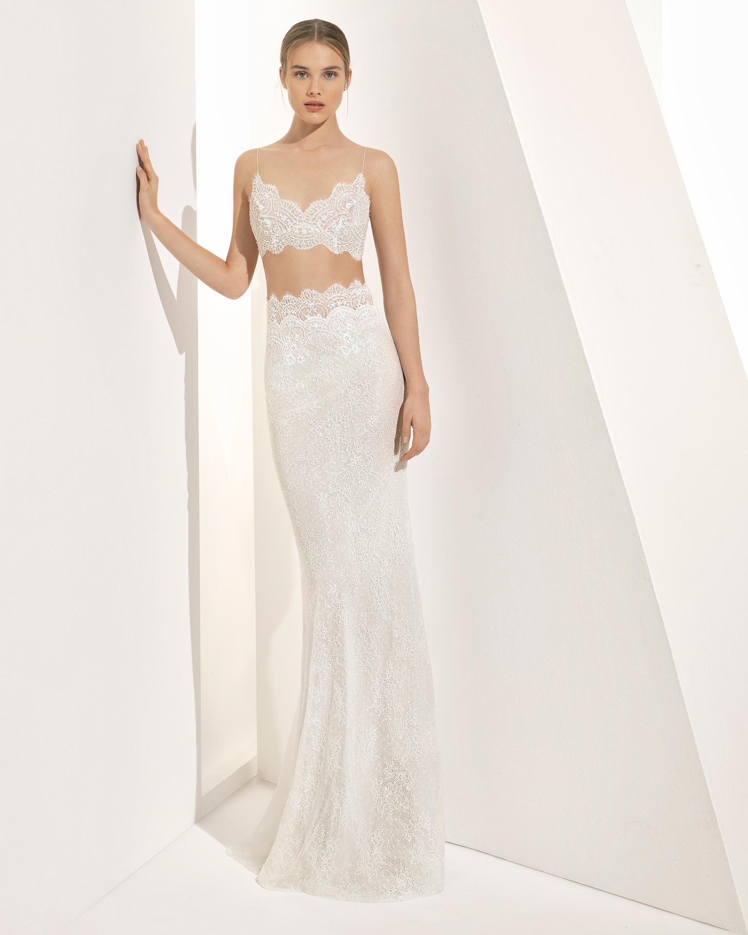 d2437b20305 PALATINO - 2018 Bridal Collection. Rosa Clará Couture Collection