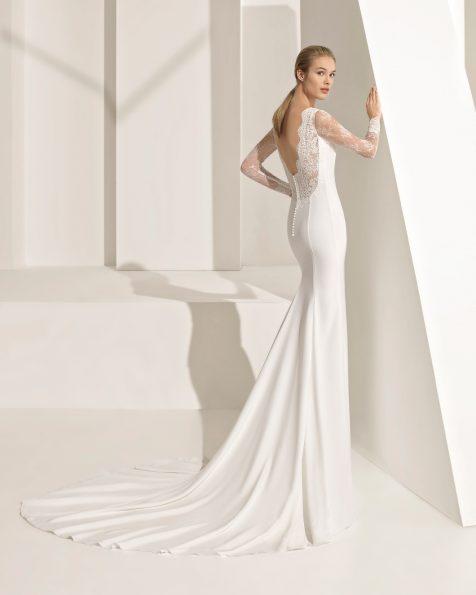 vestidos de novia de alta costura - colección couture 2018 | rosa clará