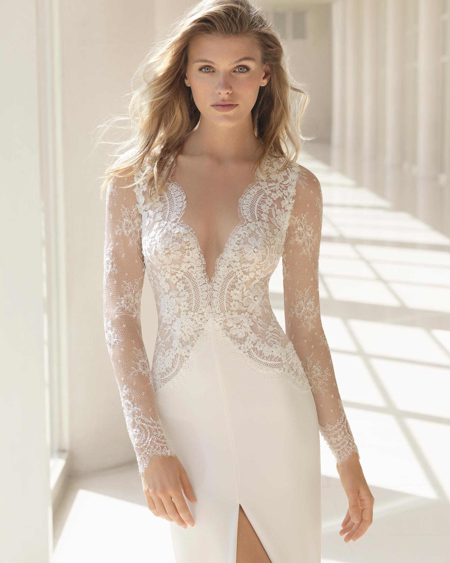 PENELOPE - Hochzeit 2018. Kollektion Rosa Clará Couture