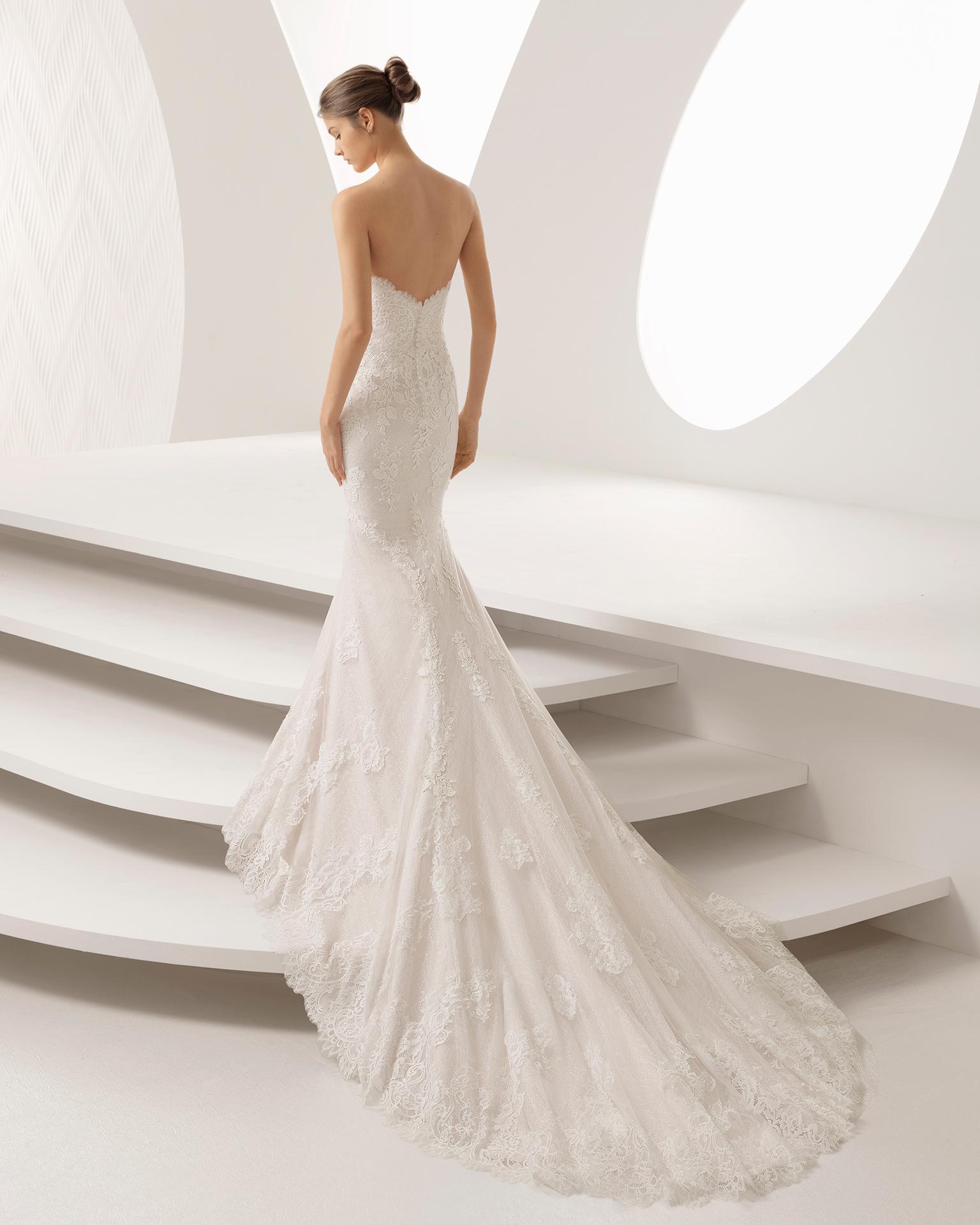 Precios vestidos de boda rosa clara