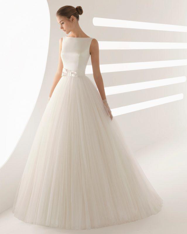 7ecdd44fb AIDA - 2018 Bridal Collection. Rosa Clará Collection