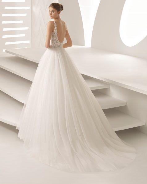 vestidos de novia - colección rosa clará 2018 | rosa clará