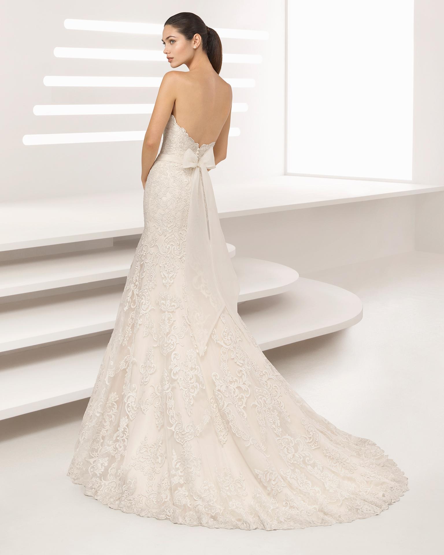 ESTILO - Rosa Clará - Vestidos de novia y fiesta