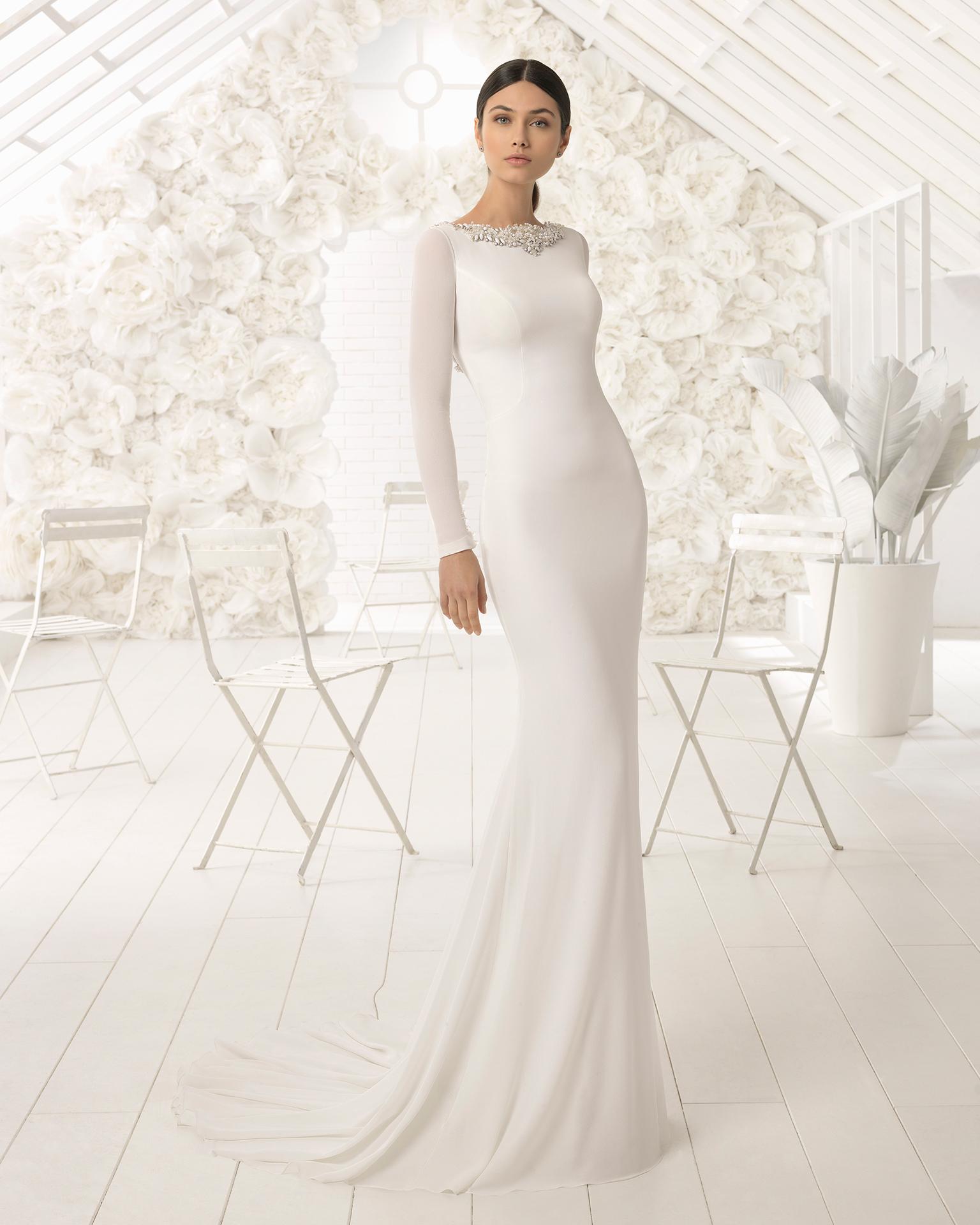 LAURA - 2018 Bridal Collection. Rosa Clará Soft Collection