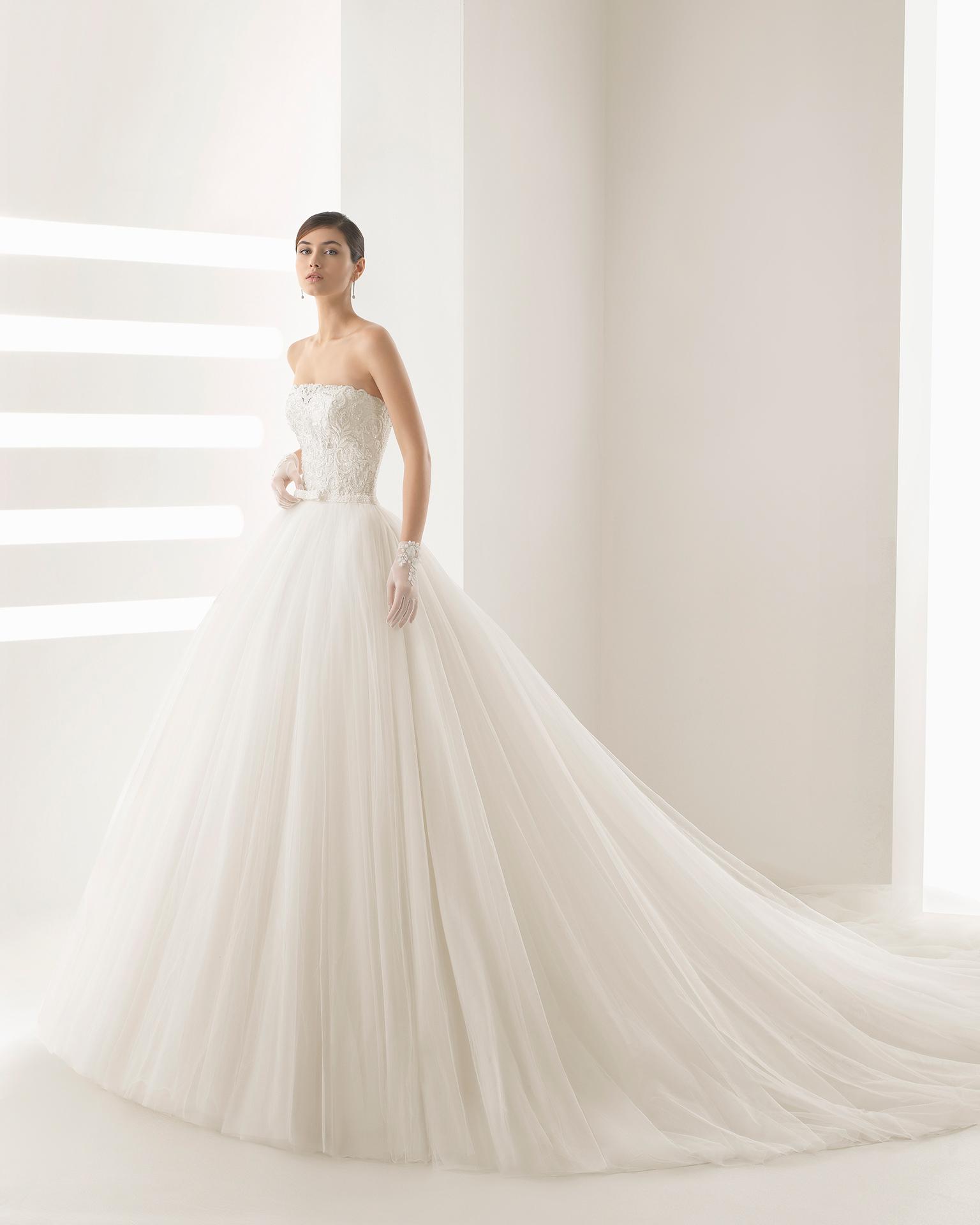 Olson 2018 Bridal Collection Rosa Clar 225 Collection