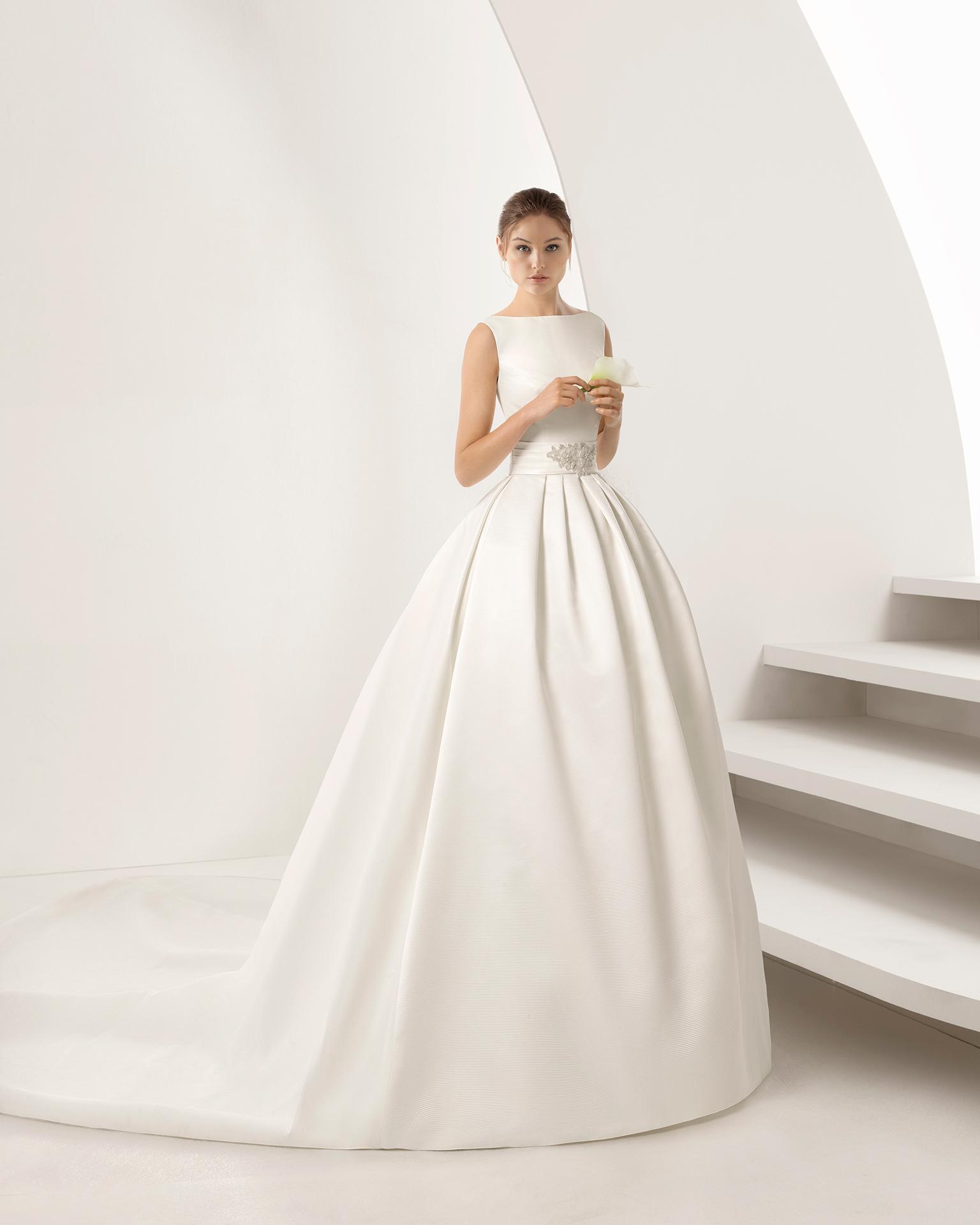 OPULENTO - Rosa Clará - Vestidos de novia y fiesta