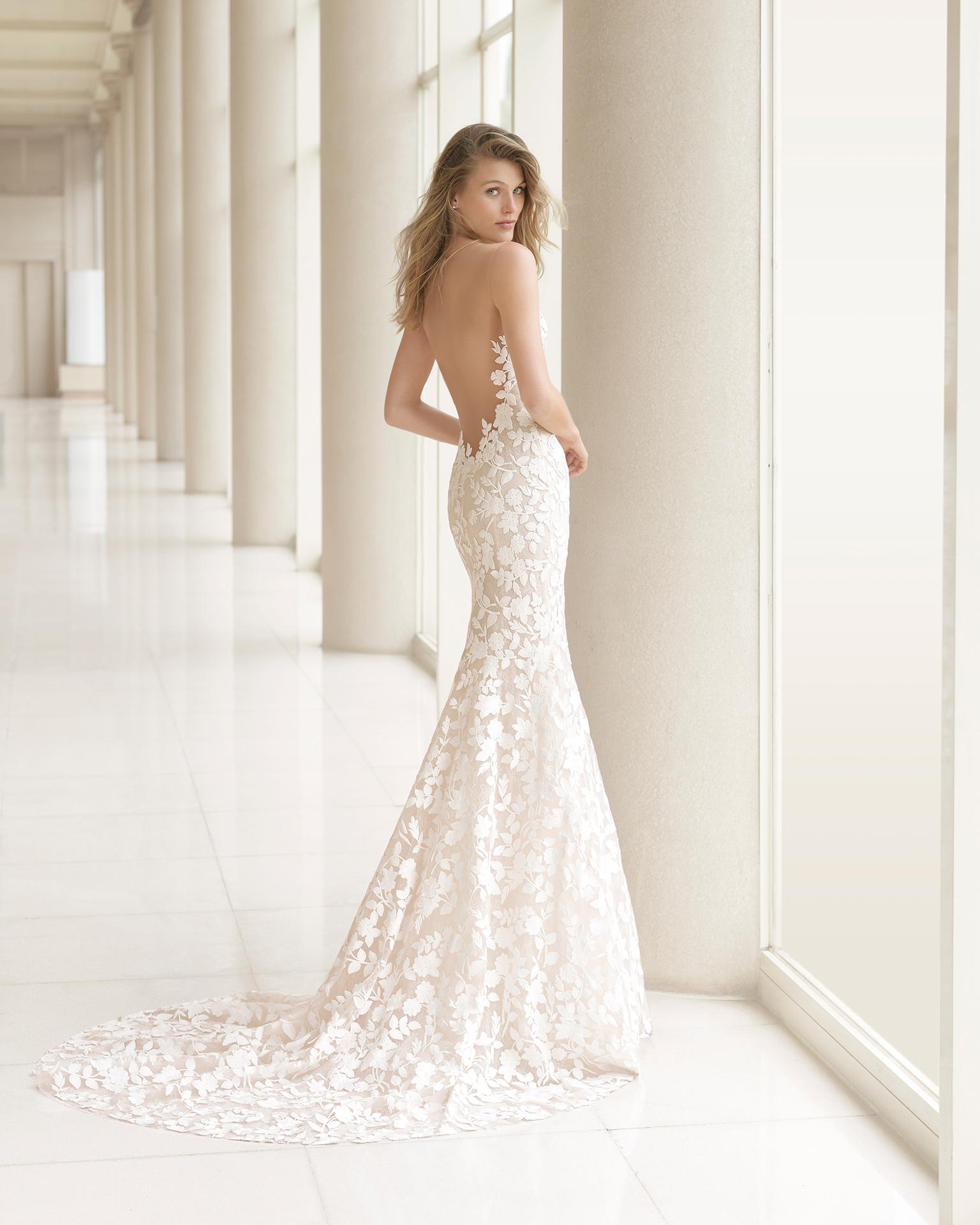 pilar   2018 bridal collection rosa clar couture collection