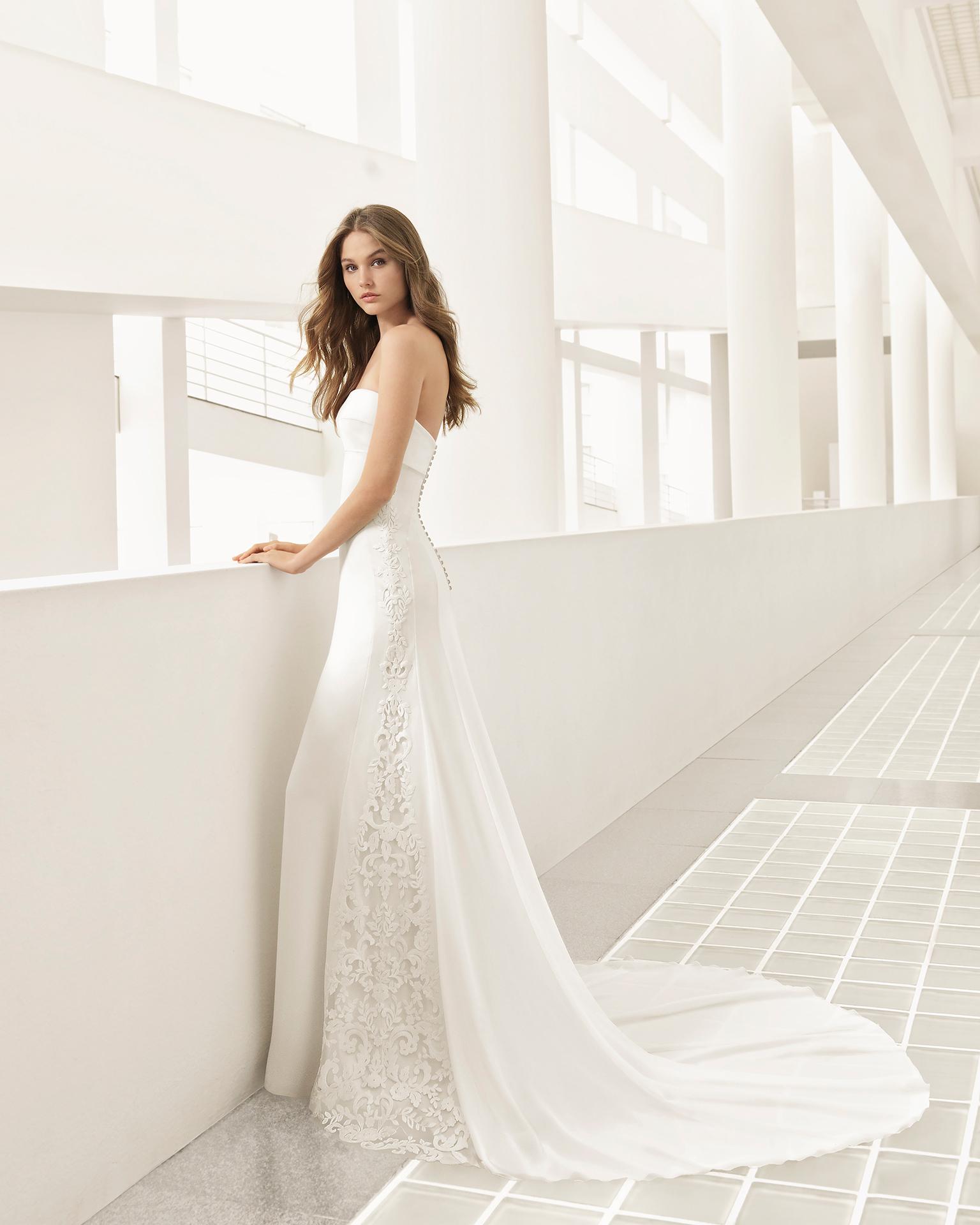 Poder Hochzeit 2018 Kollektion Rosa Clará Couture