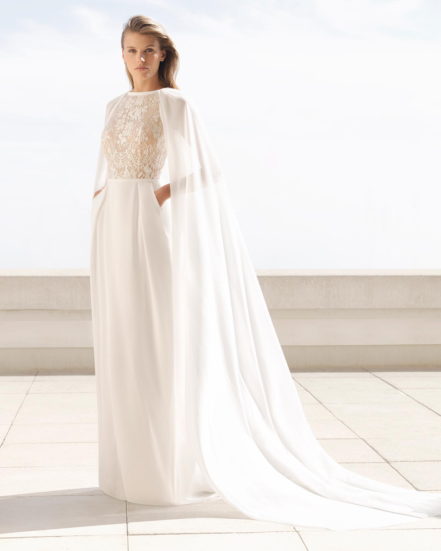 Polonia 2018 Bridal Collection Rosa Clar 225 Couture