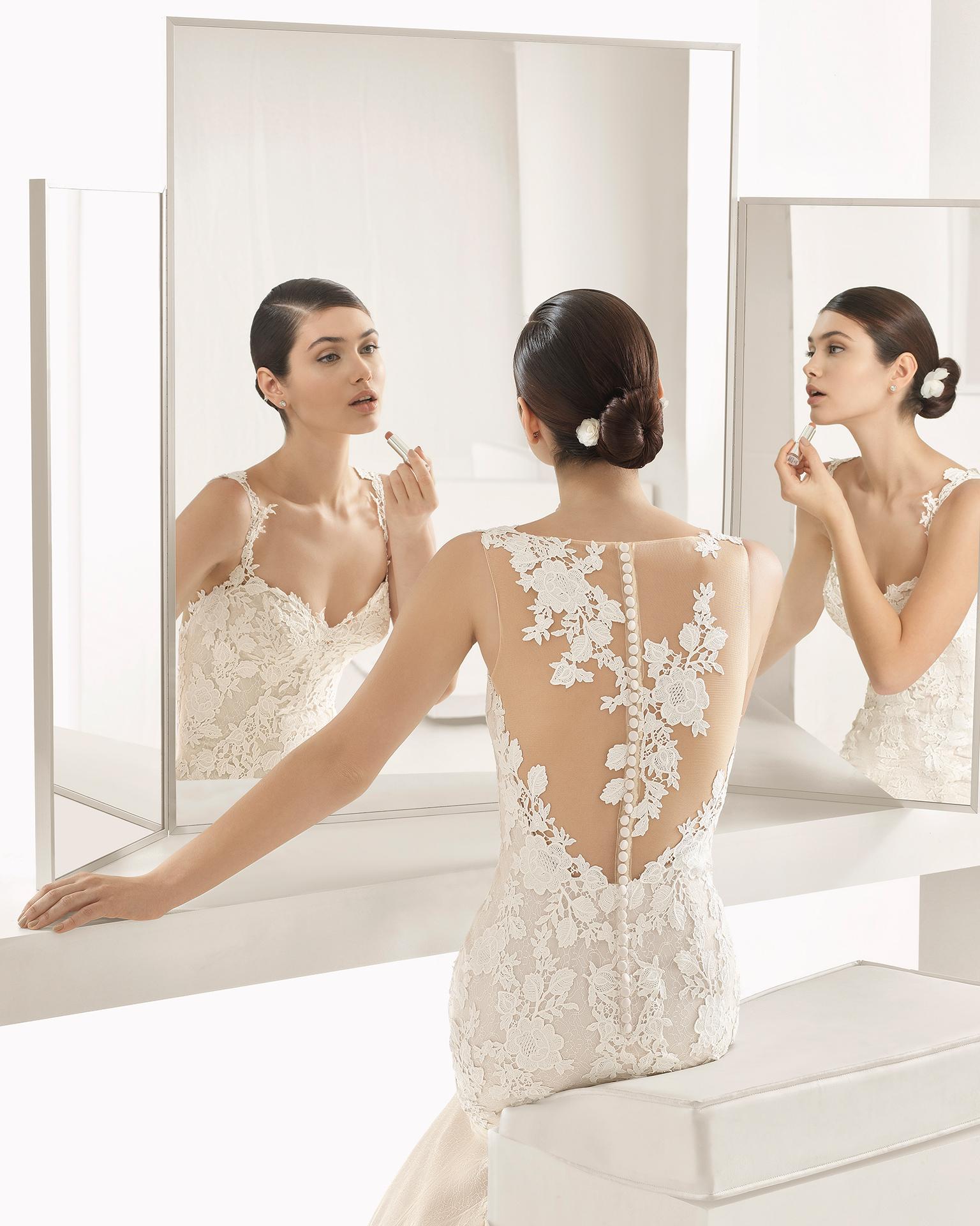 Tu vestido de novia en ingles