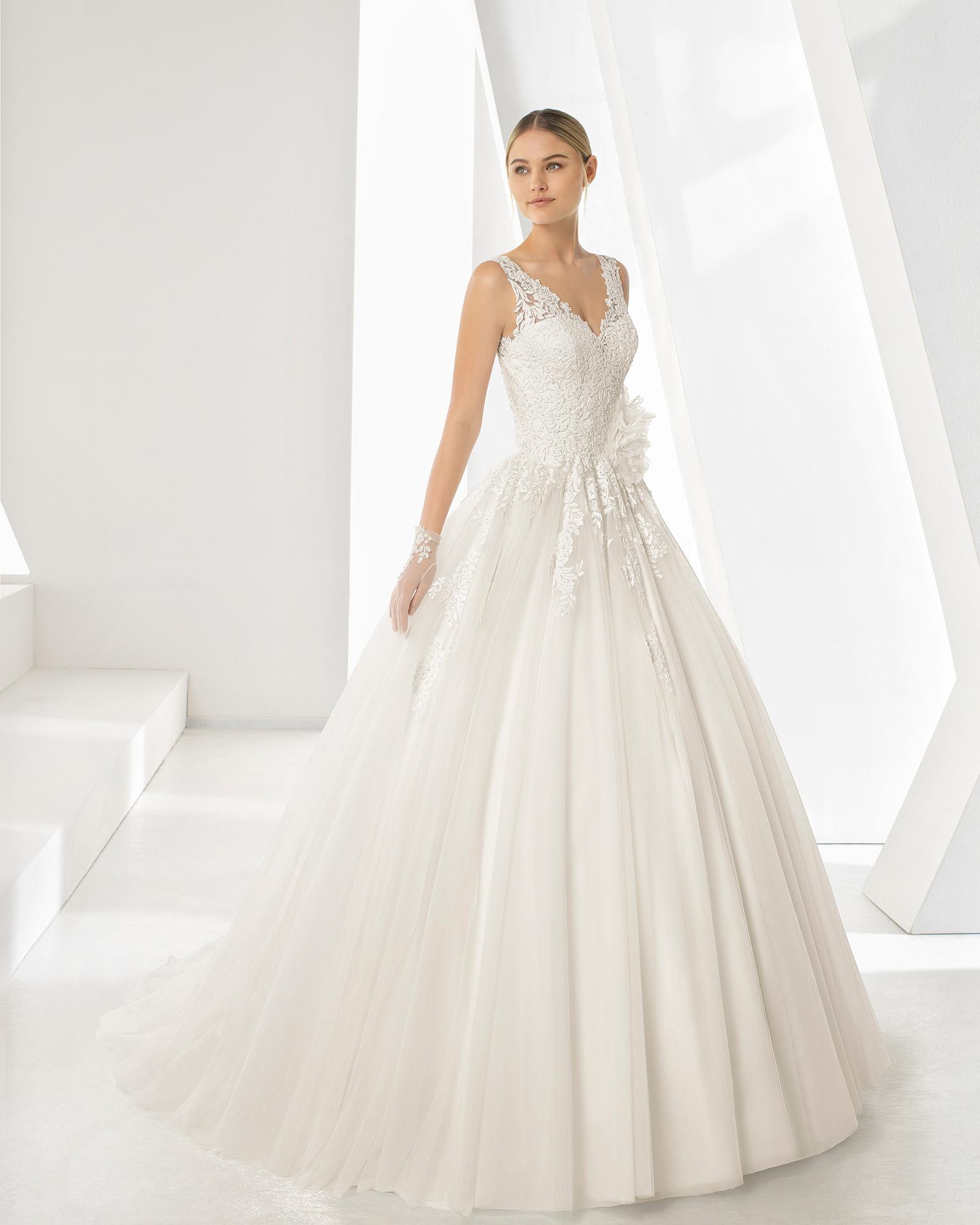 Vestidos boda octubre 2019