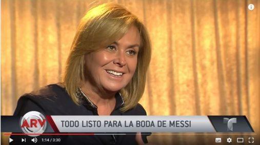 Entrevistada Telemundo Es Rosa Clara Por qwzTE8