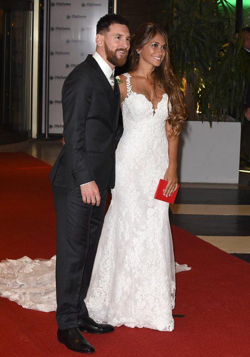 Antonela Roccuzzo y Rosa Clará. ¿Cómo fue diseñar los vestidos de novia que dieron la vuelta al mundo?