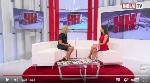 HOLA.TV ENTREVISTA A ROSA CLARÁ HORAS ANTES DE LA BODA DE ANTONELA ROCCUZZO Y LEO MESSI
