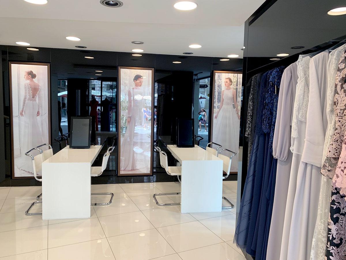 Rosa Clará store Málaga