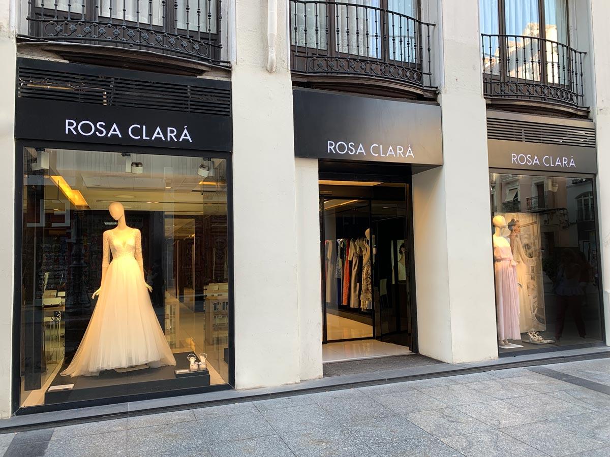 Rosa Clará store Zaragoza