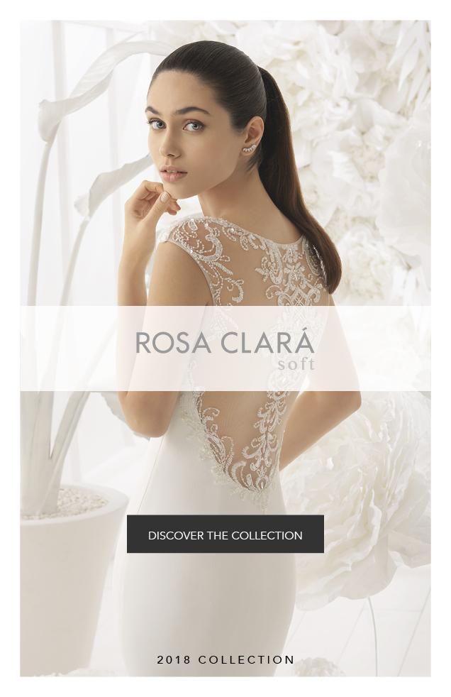 soft dress find your perfect wedding dress rosa clar