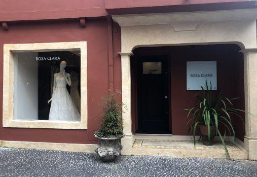 Inauguramos la nueva tienda Rosa Clará São Paulo