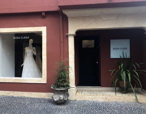 Inauguramos a nova loja Rosa Clará São Paulo