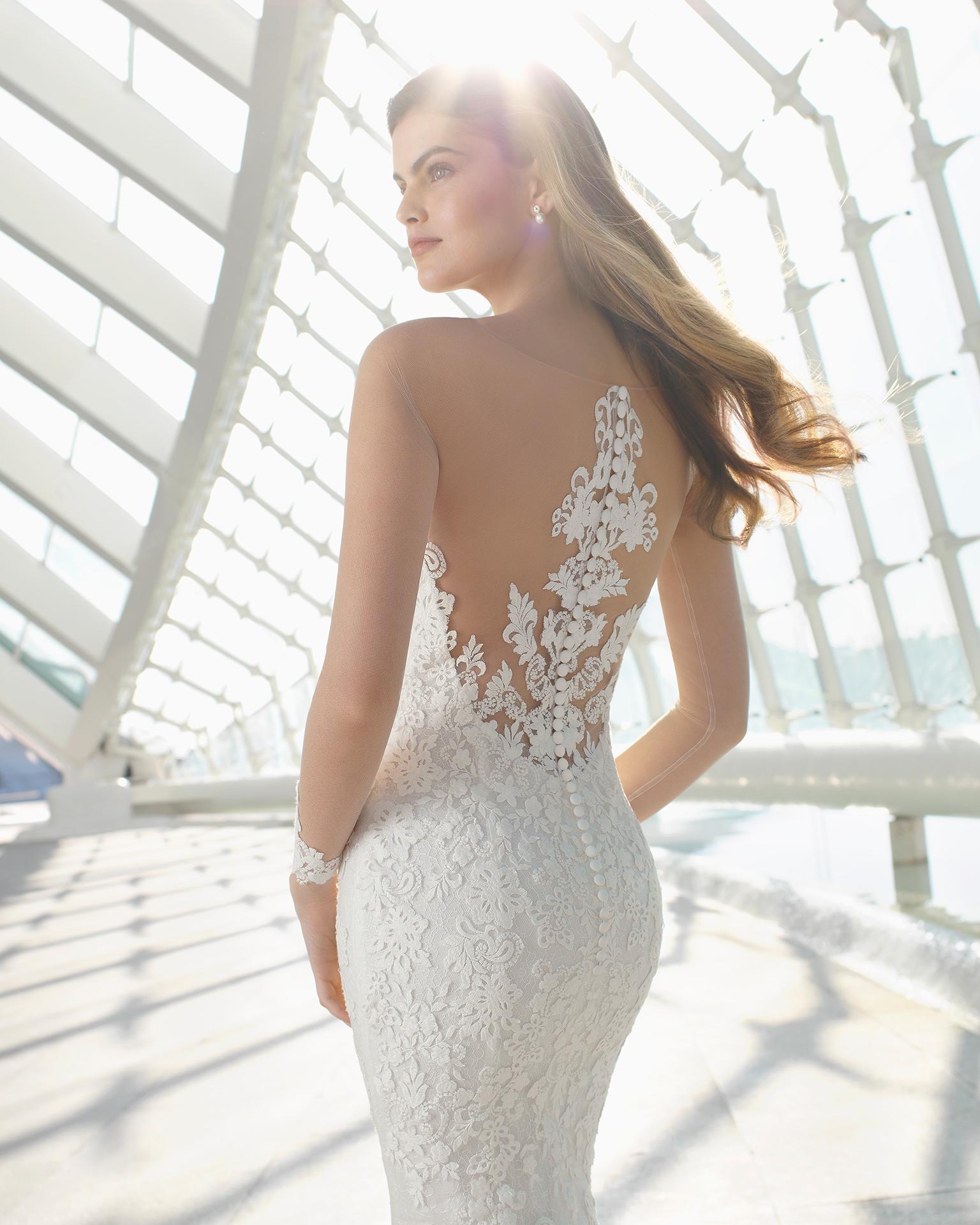 Rosa Clará 2019: os vestidos sereia que adorei. 10