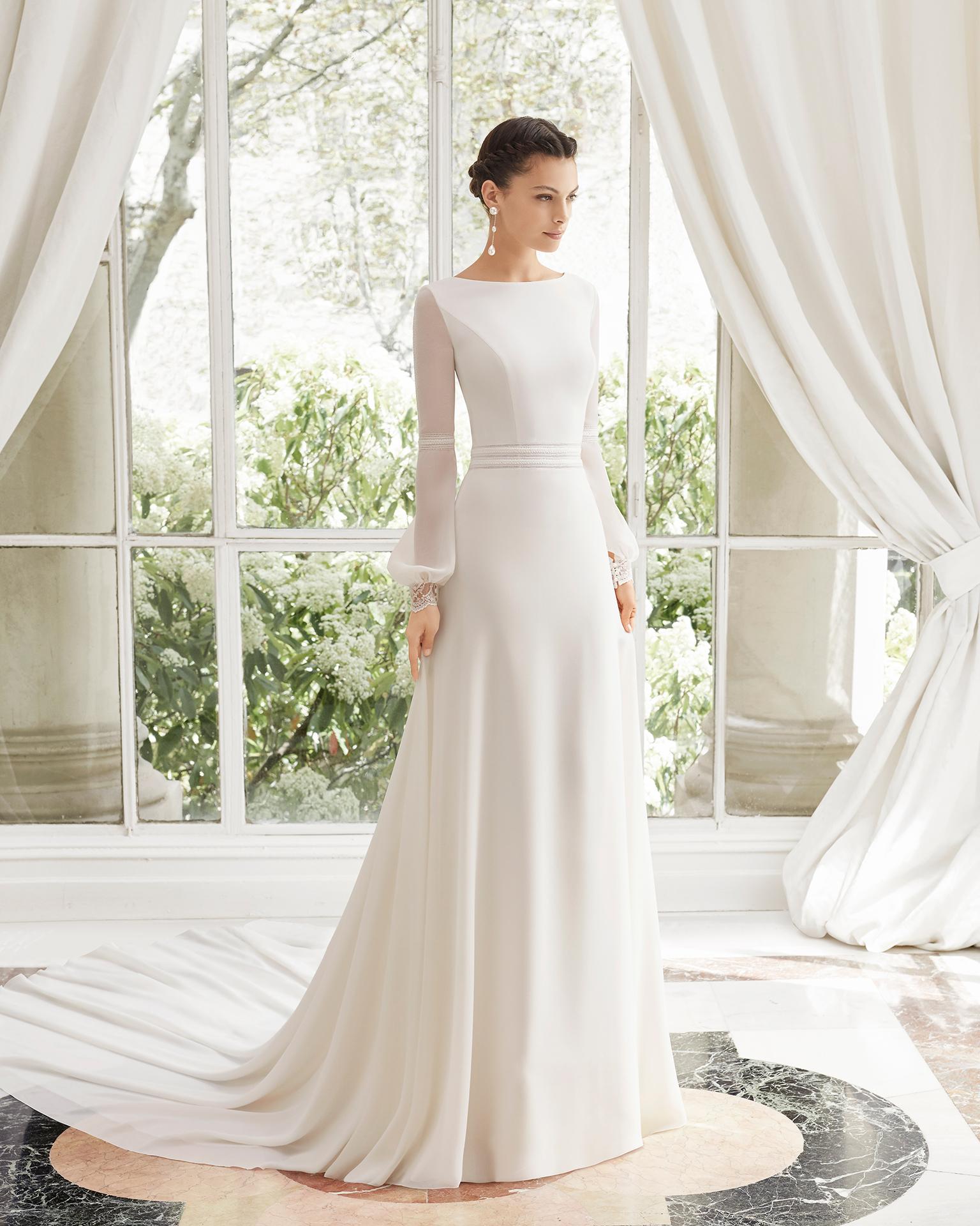 Bridal 2019. ROSA CLARA COUTURE Collection