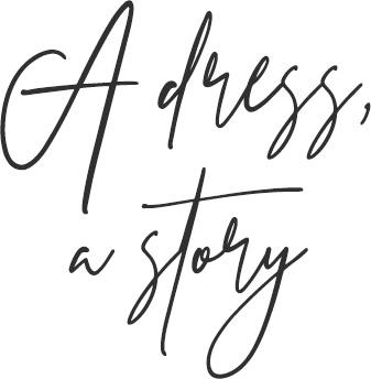 A dress, a story