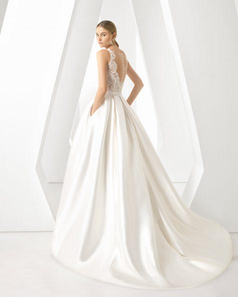 vestidos de novia de rosa clara coleccion 2019 – vestidos baratos