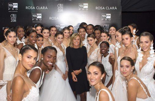 ROSA CLARÁ OPENS CALI EXPOSHOW 2018