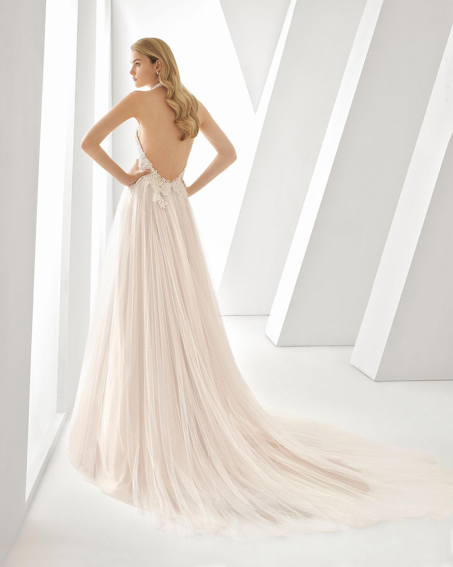 cccea377c0 DONATELA - Bridal 2019. ROSA CLARA Collection