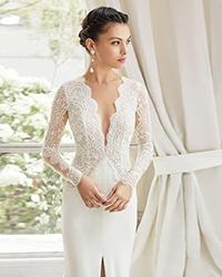 Rosa Clará | Robes de mariée droites