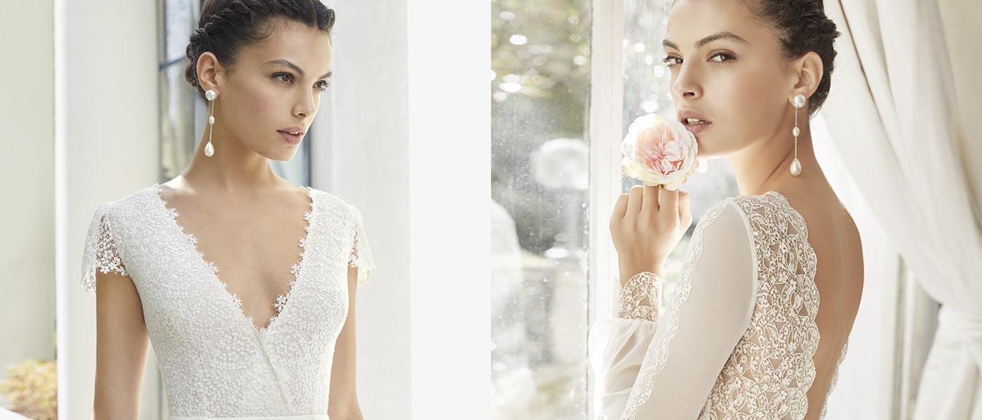 Rosa Clara Brautkleider Und Partykleider Neueste Brauttrends