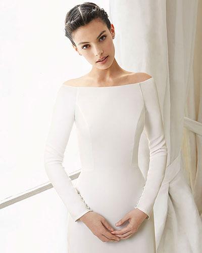 Simples Wedding dresses