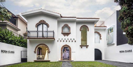 Rosa Clará se consolida en México y abre su primera flagship store en México DF