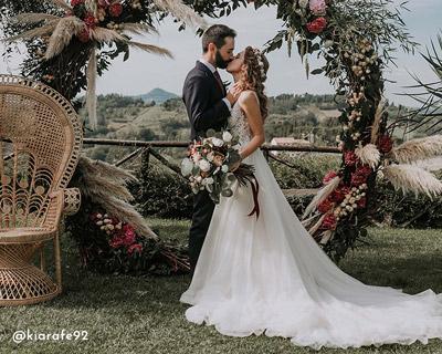 Rosa Clará | Real brides