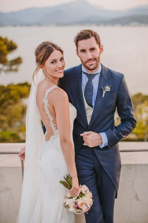 La romántica y mágica boda de Helen Lindes y Rudy Fernández