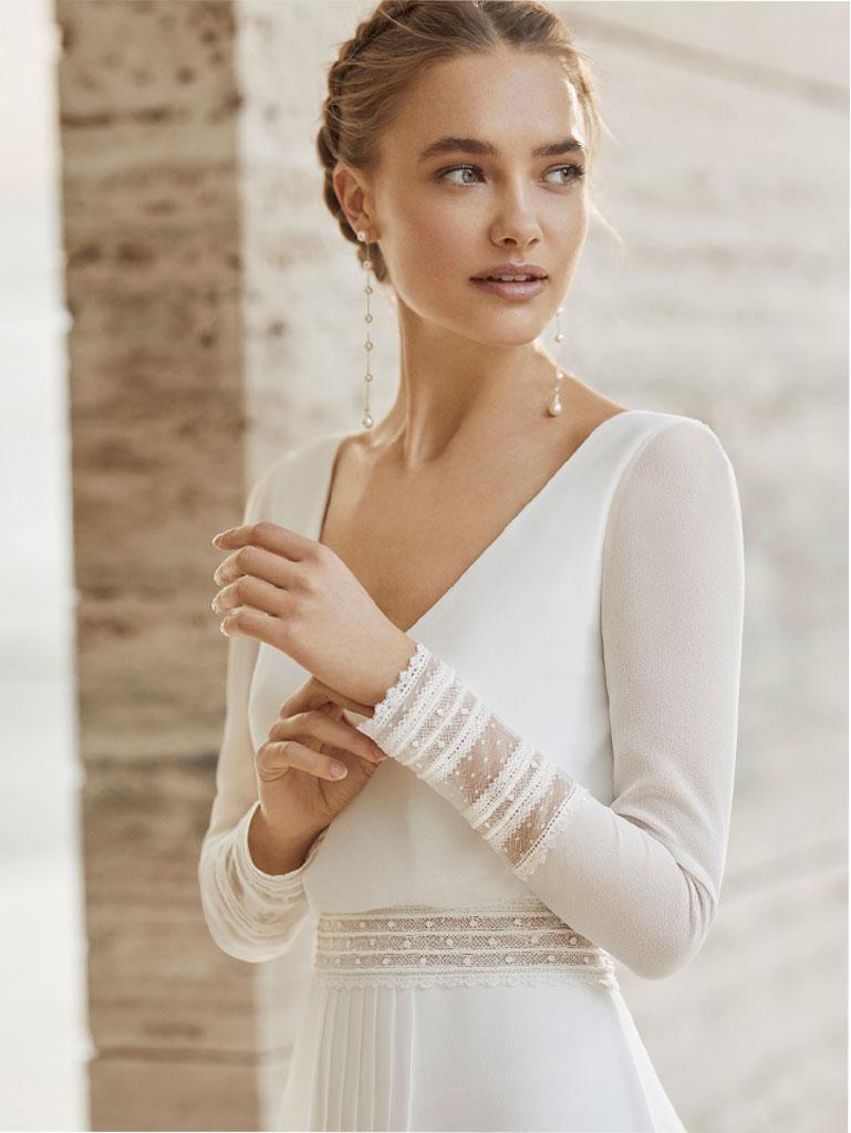 rosa clara wedding dress price range
