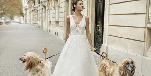 Vestidos de novia 2021: Rosa Clará lanza sus nuevas colecciones nupciales