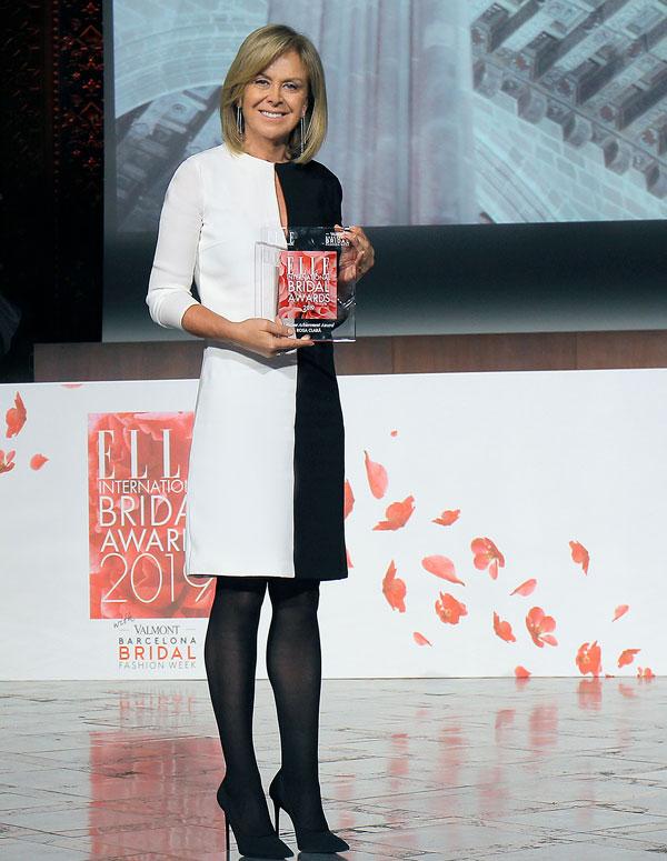 Rosa Clará Premios Elle