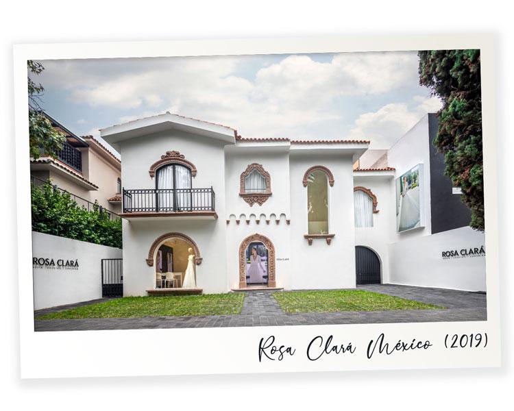 Rosa Clará Mexico store