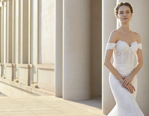 5 razones para elegir vestidos de novia corte sirena