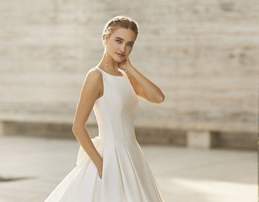 Vestidos de novia corte princesa: desde clásicos hasta modernos