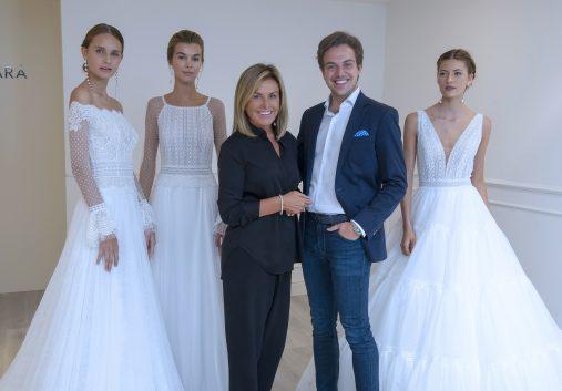 Rosa Clará protagoniza el nuevo monográfico de Flash Moda
