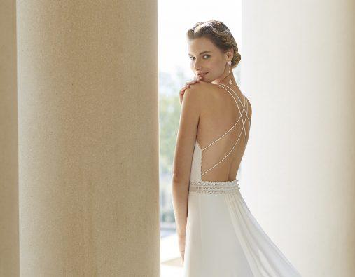 10 vestidos de novia sencillos: una tendencia al alza