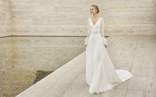 Guía Rosa Clará para encontrar el vestido de novia  de tus sueños